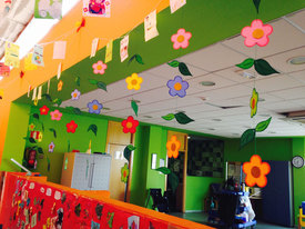 Escuela municipal de educación infantil en Pinto | Pimpollitos
