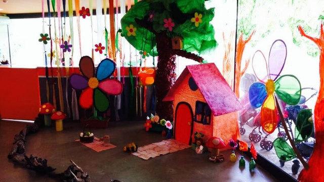 Aula de casa de niños en Pinto | Pimpollitos